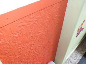 Plaques muralesen amiante ciment